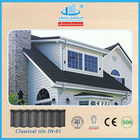 shingles stone coated roofing with pattern/Metal roofing tile /blue roofing shingles