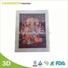 3d hindu god picture