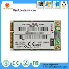high quality 3G card module / MC8775 module WCDMA/EDGE/GRPS driver hsdpa wireless data card