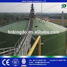 Chicken manure fermentation Biogas Plant