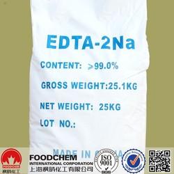 Disodium ethylenediaminetetraacetic acid