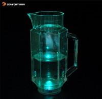 LED Flashing Light Up Pitcher for Beer,plastic beer pitchers,ice beer pitcher