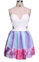 Women's Fashion Sleeveless Backless Adjustable Shoulder Strap Evening Dress Alibaba China SV010981