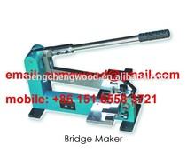 bridge maker for 4pt cutting rule