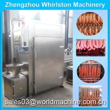 fish smoking oven/sausage smoking machine/meat smoked house on SALE