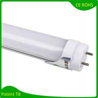 Indoor use AC85-265v fixture 2835SMD 20w 1.2m top grade t8 led tubent