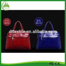 simple handbag, pu leather lady bag