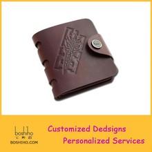BOSHIHO fashionable promotional leather magic wallet