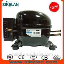 QDZH65G R134a dc refrigerator compressor for 12v dc fridge freezer