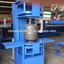 HLT14-0C 6kg LPG gas cylinder making machine