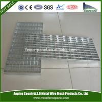 40x5, 25x5, 32x5, 25x3, 30x3 galvanized trench drain grating cover