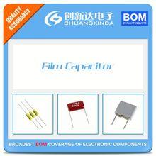 (Capacitor Supply)Film Capacitors ECQ UG X-1 Met Poly Film Cap Molded ECQ-U3A154KG