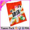 Yason biscuit packet plastic recycle bag ldpe biodegradeble garbage bags