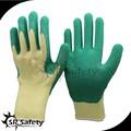 Srsafety schutzhandschuhe handschuh/gummi beschichtete handschuh