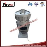 8KW Low price wood burning FIREWAY cast iron sauna stove