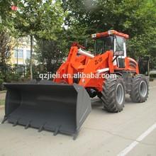 Load machine ZL20 small wheel loader (2000kg,1.1m3 bucket, 75KW engine;,CE certification)