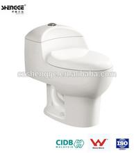 HOT!Chaozhou water saving ceramic cheap one piece toilet