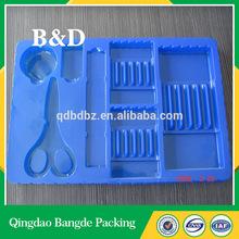Trade Assurance Pvc/Pe/Pet.Ps Blister Plastic Tray