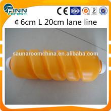 Spirl swimming pool float lane line/pool accessories