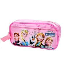 HOT Movie Frozen Princess Elsa & Anna Pencil Bag for school Kids Toy Gifts