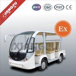 Explosion-proof electric truck / van