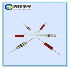 high voltage ceremic metal film resistor 5k ohm resistance