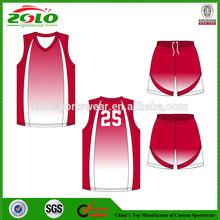 Most Popular Jersey Basketball Design