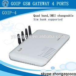 goip 4 port gsm gateway support imei change , goip gsm gateway 4 ports,gsm gateway 4 port