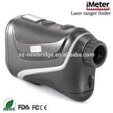 optical distance measurer instrument 400m laser distance and speed detector