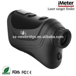 6*22 500m Optical laser range finder scope for outdoor games