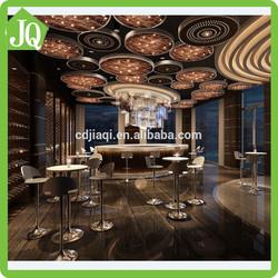 3D Rendering Service beauty shop interior design