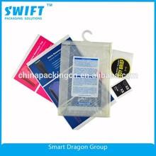 Advanced Equipment Made Biodegradable Diecut Bag For Females Underwear