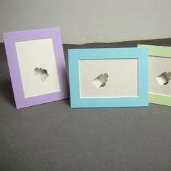high quality handmade cardboard photo frame/ paper photo frame