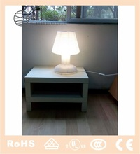 Cheap paper lamp home decorative table lamp made in china