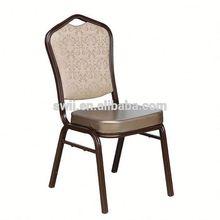 2015 hot selling metal chiavari chair price steel banquet chair aluminium hotel chairs