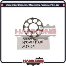 motor spare parts kawasaki 0788806 spring;plate for hitachi