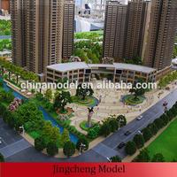 advanced architectural building scale model