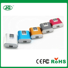 hot sale portable charger power bank 3500mah manufacturer smart power bank