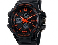 Watch Hot sell iceful silicone watch with Japan movt