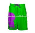 Stancaleb personalizado praia shorts calças, moda praia curta, lycra meninos calções de praia com sublimação total