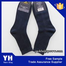 2015 mens sport ankle 100% bamboo sock