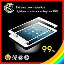 Cheap screen shield for ipad mini anti glare tempered glass screen protector for ipad mini