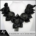Contemporáneo artesanía de calidad collar étnico de la joyería para el vestido de la muchacha