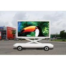 outdoor full color p16 led video panel for car advertising