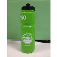 750ml on stock easy carry and light customized plastic sports bottle