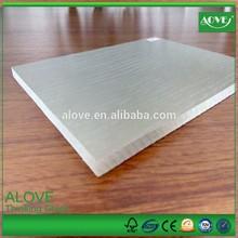 Waterproof WPC Foam Board Wood Plastic Composite PVC Wall Board lowes Cheap Wall Paneling wood substitute