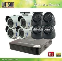 H.264 DVR KIT 8ch D1 CCTV Security camera DVR system WITSON W3-KD3008HT