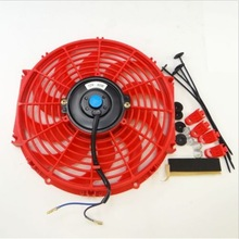"High quality 7"" inch Universal Slim Electric Fan Radiator Cooling radiator fan"