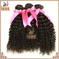 wholesale real mink brazilian hair kinky curly 100% raw unprocessed cheap brazilian hair bundles