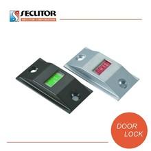 International Commercial Storefront Door Lock Indicator Set